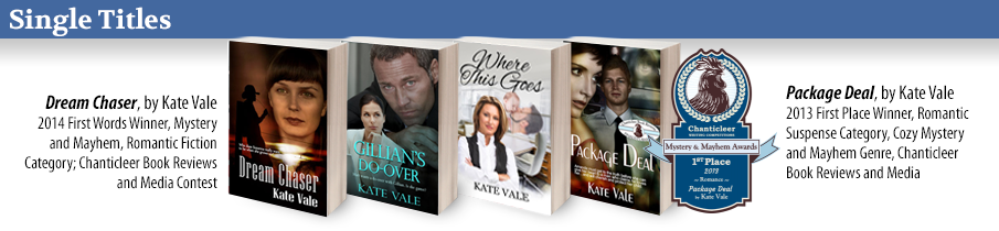 Singles by Kate Vale